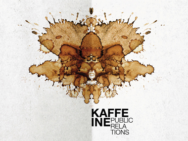 Kaffeine PR Firm Identity